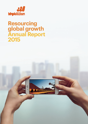 BHP Billiton Plc annual report 2015
