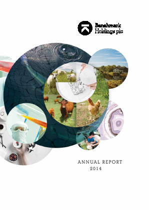 Benchmark Holdings Plc annual report 2014