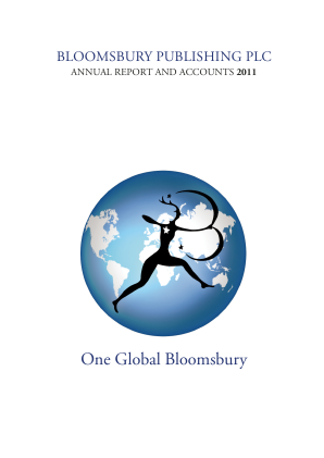 Bloomsbury Publishing annual report 2011
