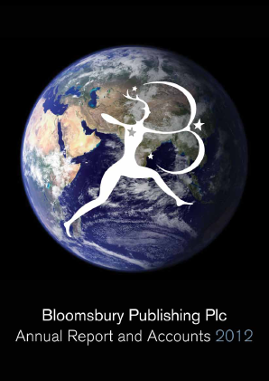 Bloomsbury Publishing annual report 2012