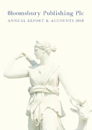 Bloomsbury Publishing annual report 2018