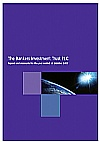 Bankers Investment Trust annual report 2007