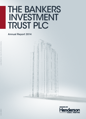 Bankers Investment Trust annual report 2014