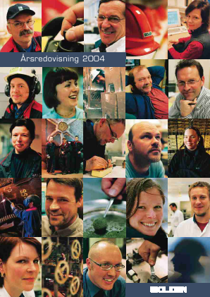 Boliden annual report 2004