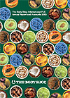 Body Shop International annual report 2003