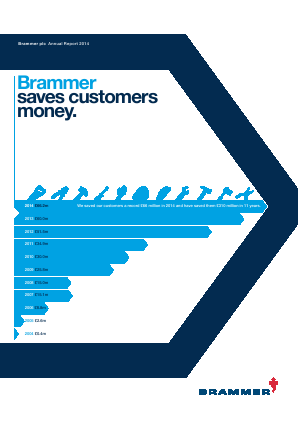 Brammer annual report 2014