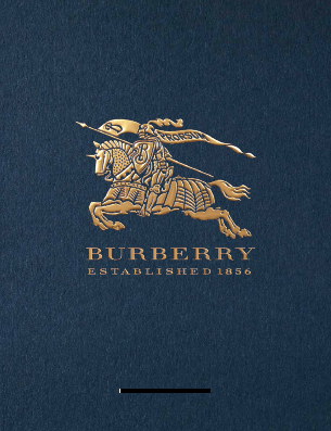 Burberry Group annual report 2015