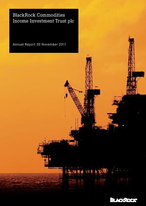 Blackrock Commodities Inc Investment Trust annual report 2011