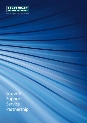 Braveheart Investment Group annual report 2008