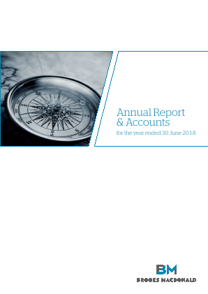 Brooks Macdonald Group annual report 2018