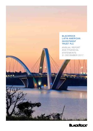 Blackrock Latin American Investment Trust annual report 2017