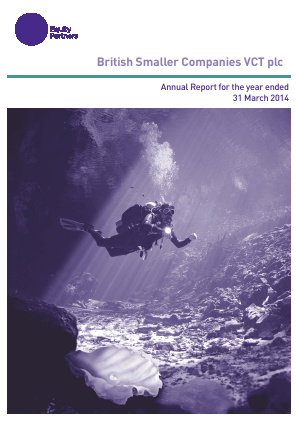 British Smaller Companies VCT annual report 2014