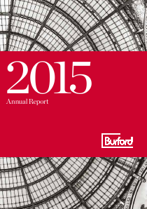 Burford Capital annual report 2015