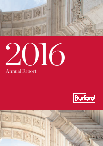 Burford Capital Ltd annual report 2016