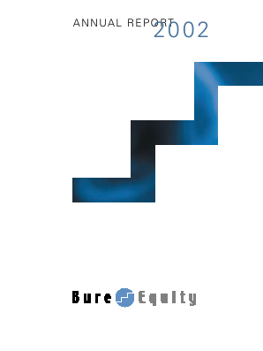 Bure Equity annual report 2002