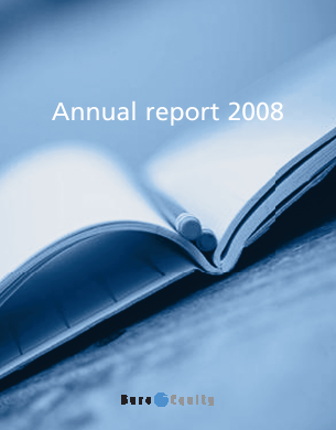 Bure Equity annual report 2008