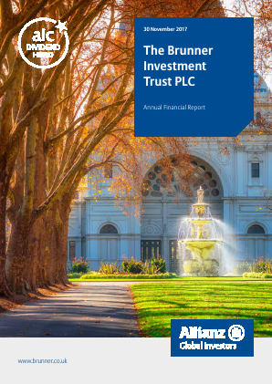 Brunner Investment Trust annual report 2017