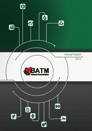 BATM Advanced Communications annual report 2011