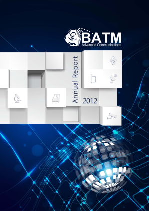 BATM Advanced Communications annual report 2012