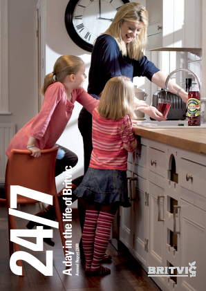 Britvic annual report 2009