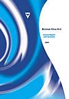 British Vita annual report 2001