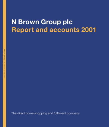 Brown(N) Group annual report 2001