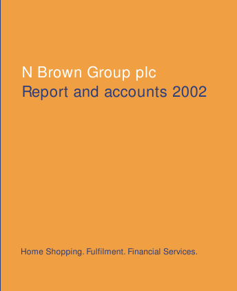 Brown(N) Group annual report 2002