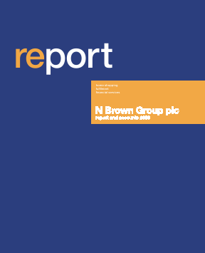 Brown(N) Group annual report 2003