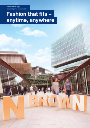 Brown(N) Group annual report 2014