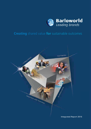 Barloworld annual report 2016