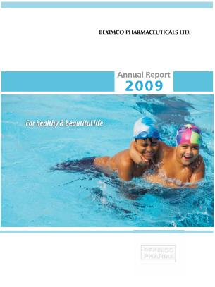 Beximco Pharmaceuticals annual report 2009