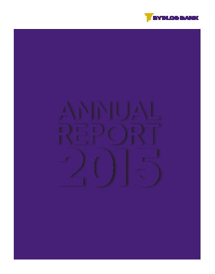 Byblos Bank annual report 2015