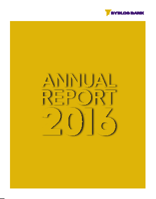 Byblos Bank annual report 2016