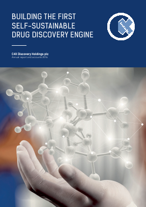 C4x Discovery Hldg Plc annual report 2016
