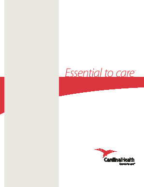Cardinal Health annual report 2014