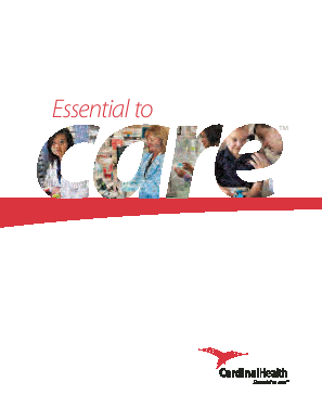Cardinal Health annual report 2015