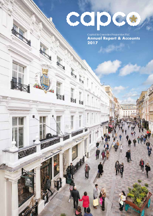 Capital & Counties Properties Plc annual report 2017