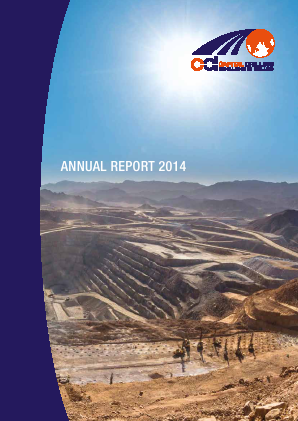 Capital Drilling annual report 2014
