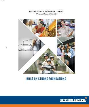 Capital First annual report 2012