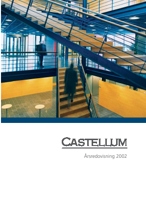 Castellum annual report 2002