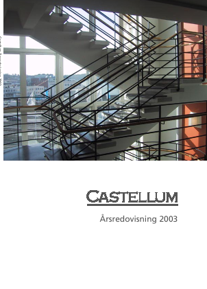 Castellum annual report 2003