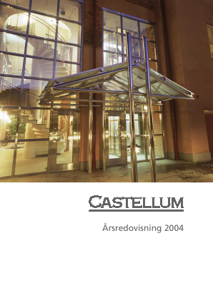 Castellum annual report 2004