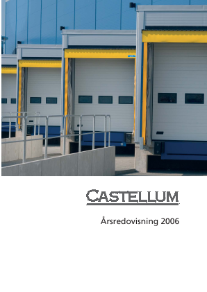 Castellum annual report 2006