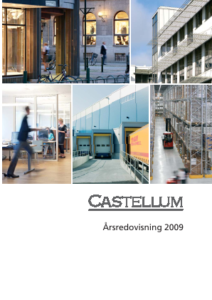 Castellum annual report 2009
