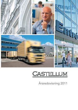 Castellum annual report 2011