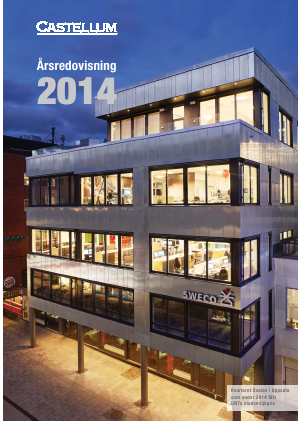 Castellum annual report 2014