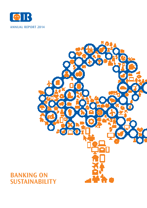 Commercial Intl Bank(Egypt) SAE annual report 2014