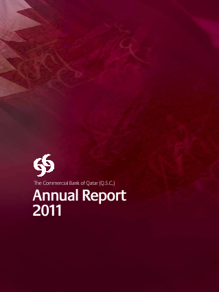 Commercial Bank annual report 2011