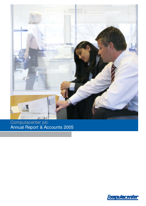 Computacenter annual report 2005