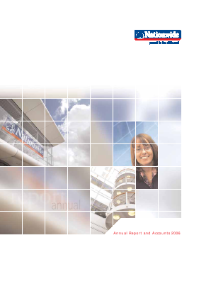 Nationwide Building Society annual report 2006
